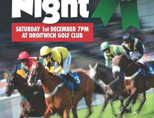 Race Night 1st December